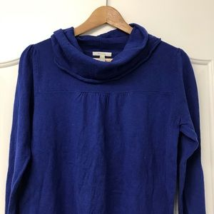Old Navy Blue Maternity Sweater Small